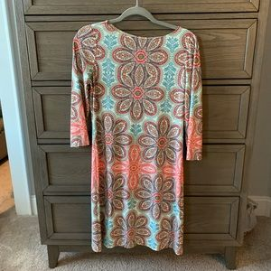 London Times Spring Dress, SZ 6